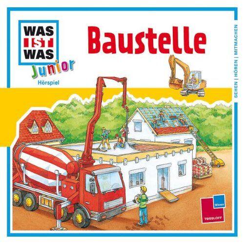 Was Ist Was Junior - WAS IST WAS Junior, Hörspiel: Baustelle - Preis vom 22.02.2020 06:00:29 h
