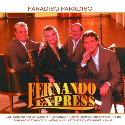 Fernando Express - Paradiso Paradiso - Preis vom 11.12.2019 05:56:01 h