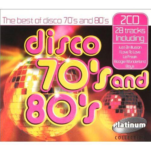 Best of Disco 70 S - Best of Disco 70 S/80 S - Preis vom 11.04.2021 04:47:53 h