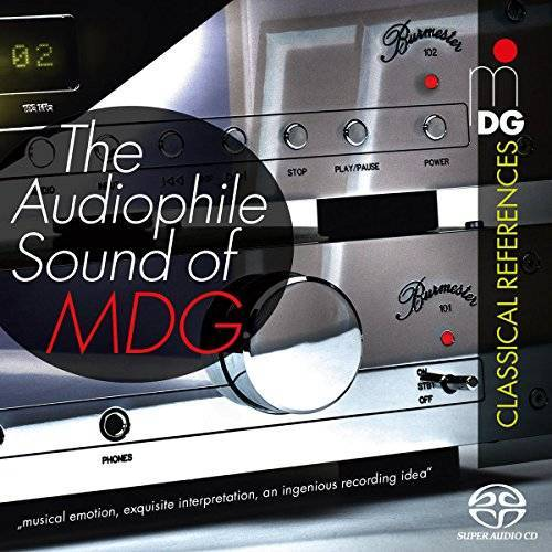 Various - The Audiophile Sound of Mdg - Preis vom 06.03.2021 05:55:44 h