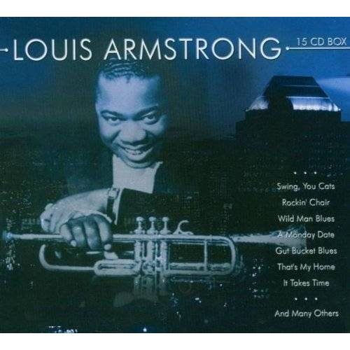 Louis Armstrong - Louis Armstrong 15 CD-Box - Preis vom 11.04.2021 04:47:53 h