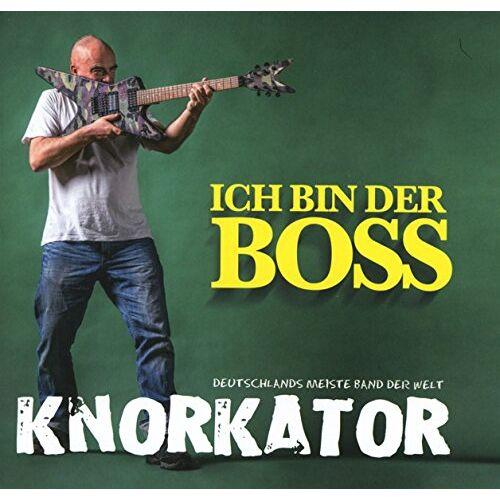 Knorkator - Ich Bin Der Boss - Preis vom 16.05.2021 04:43:40 h