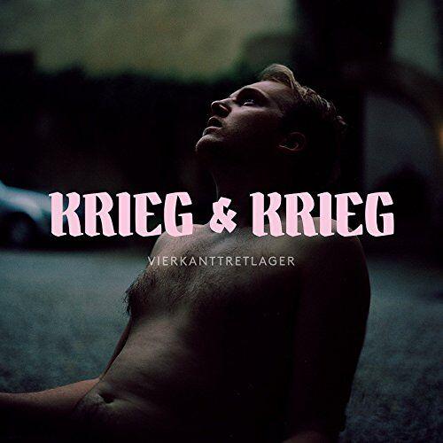 Vierkanttretlager - Krieg & Krieg (LP inkl. CD und Zeitung) [Vinyl LP] - Preis vom 24.11.2020 06:02:10 h