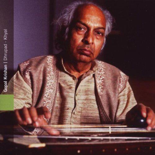 Gopal Krishan - North India.Gopal Krishan.Dhrupad - Preis vom 03.09.2020 04:54:11 h