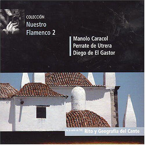Nuestro Flamenco - Vol.2-Nuestro Flamenco - Preis vom 17.10.2020 04:55:46 h