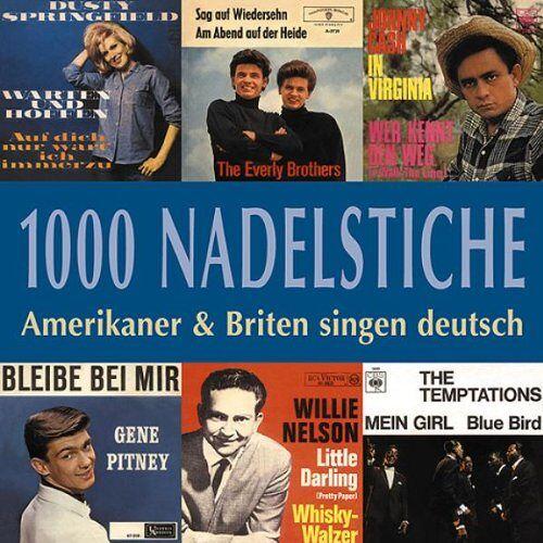 Various - 1000 Nadelstiche Vol 01 - Preis vom 16.05.2021 04:43:40 h