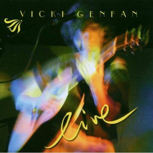 Vicki Genfan - Vicki Genfan Live - Preis vom 23.01.2021 06:00:26 h