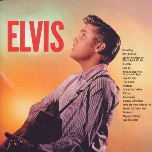 Elvis Presley - Elvis - Preis vom 04.09.2020 04:54:27 h