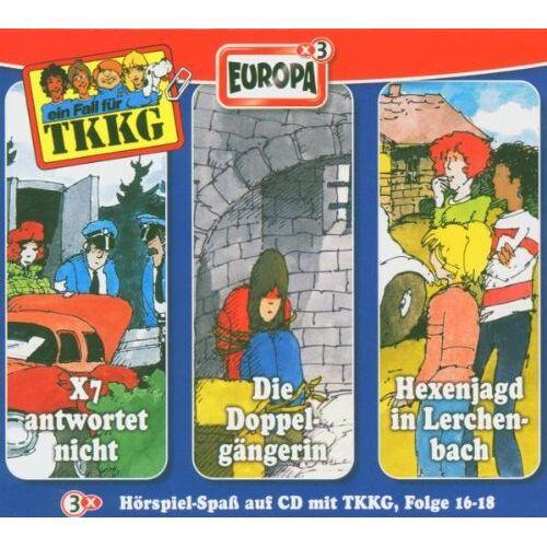 Tkkg - Die 06.Tkkg-Box/3er Box Folge 16-18 - Preis vom 20.10.2020 04:55:35 h