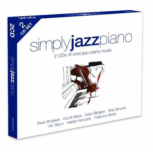 Various - Simply Jazz Piano (2CD) - Preis vom 20.10.2020 04:55:35 h