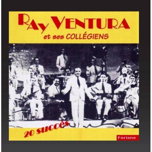 Ray Ventura - 20 succès de Ray Ventura et ses collégiens - Preis vom 20.10.2020 04:55:35 h