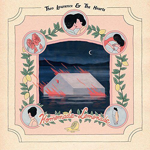 Theo Lawrence & the Hearts - Homemade Lemonade [Vinyl LP] - Preis vom 20.10.2020 04:55:35 h