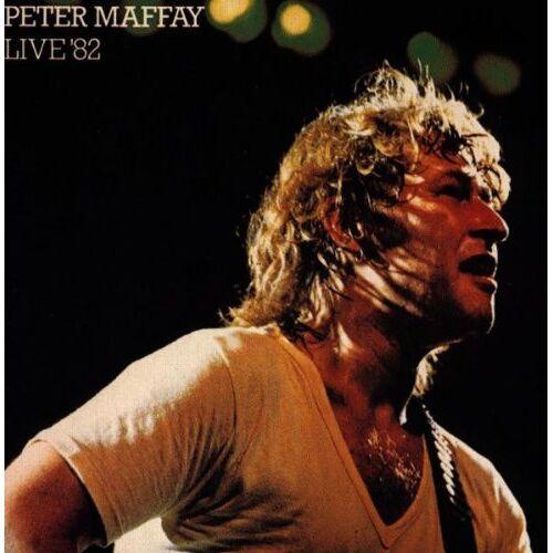 Peter Maffay - Live '82 - Preis vom 20.10.2020 04:55:35 h