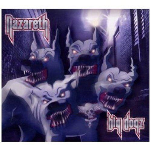 Nazareth - Big Dogz (Limited) - Preis vom 20.10.2020 04:55:35 h