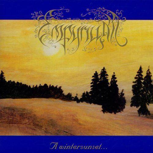 Empyrium - A Wintersunset - Preis vom 20.10.2020 04:55:35 h