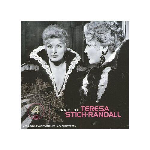 Teresa Stich-Randall - Art of Stich-Randall - Preis vom 18.04.2021 04:52:10 h