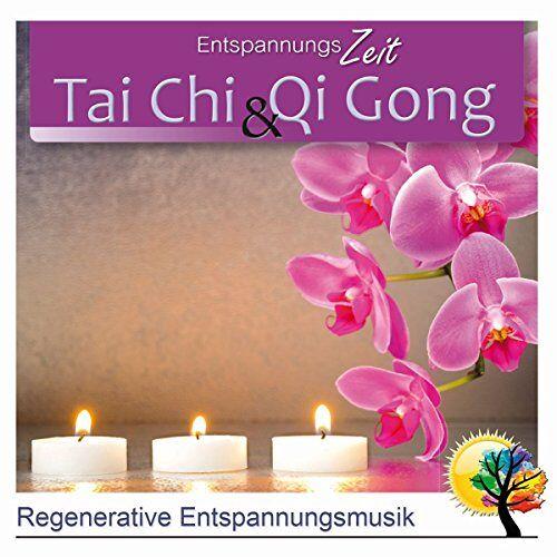 Entspannungszeit - Tai Chi & Qi Gong - Regenerative Entspannungsmusik - Preis vom 20.10.2020 04:55:35 h