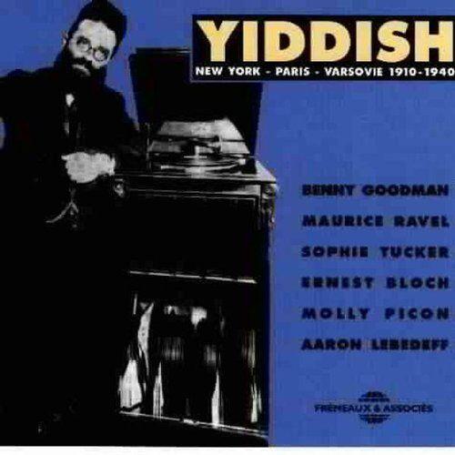 Various - Yiddish-New York/Paris/Varsovie - Preis vom 09.12.2019 05:59:58 h