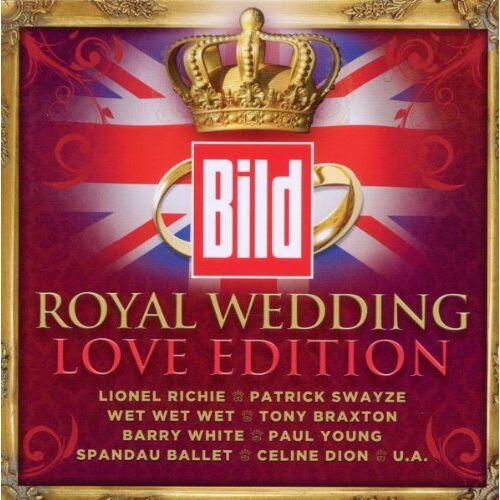 Various - Bild Royal Wedding Love Edition - Preis vom 02.08.2019 05:57:43 h