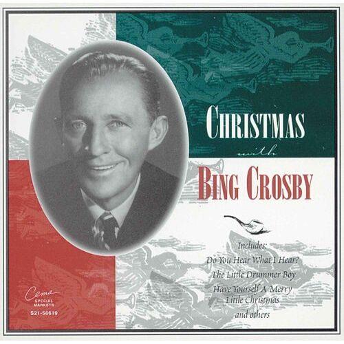 Bing Crosby - Christmas With Bing Crosby - Preis vom 20.10.2020 04:55:35 h