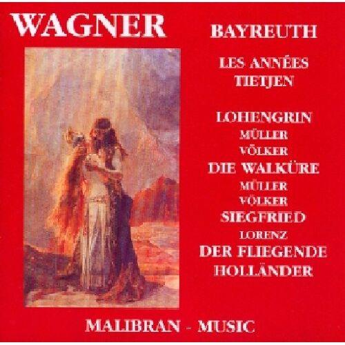Tietjen - Wagner;Lohengrin/Walkure - Preis vom 25.10.2020 05:48:23 h