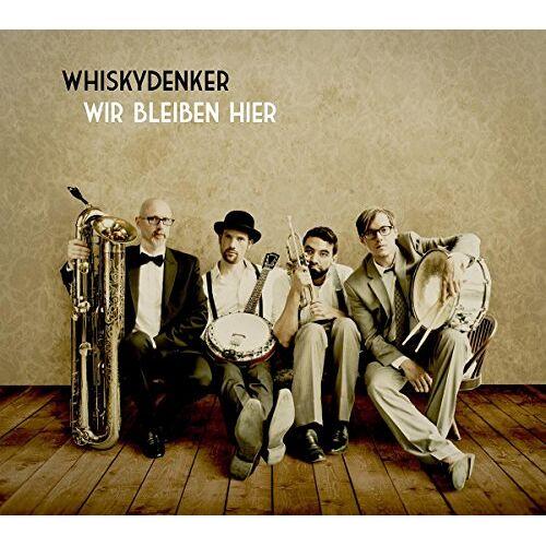 Whiskydenker - Wir Bleiben Hier - Preis vom 08.05.2021 04:52:27 h