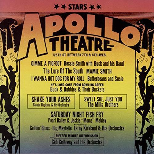 Various - Stars of the Apollo - Preis vom 04.09.2020 04:54:27 h