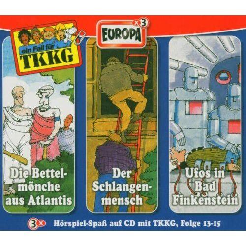 Tkkg - Die 05.Tkkg-Box/3er Box Folge 13-15 - Preis vom 20.10.2020 04:55:35 h