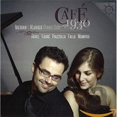 Iberian & Klavier Piano Duo - Cafe 1930 - Preis vom 10.04.2021 04:53:14 h