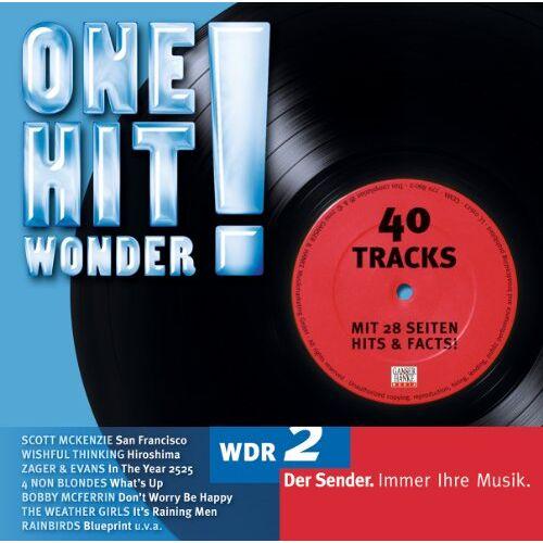 Scott McKenzie - WDR 2: One Hit Wonder - Preis vom 21.09.2020 04:46:04 h