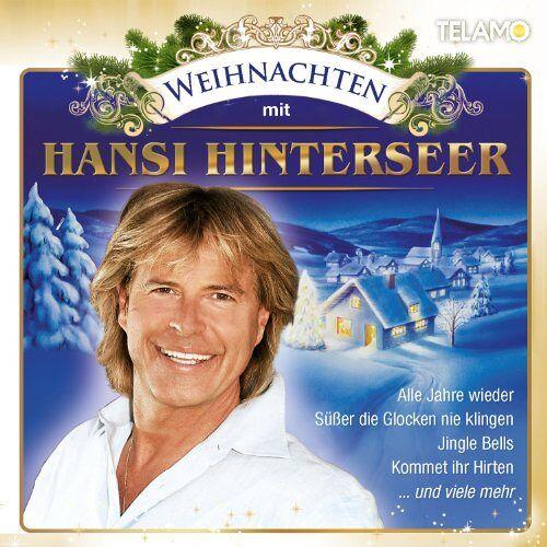 Hansi Hinterseer - Weihnachten mit Hansi Hinterseer - Preis vom 07.03.2021 06:00:26 h