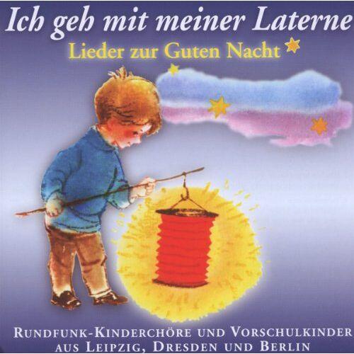 Various - Ich Geh mit Meiner Laterne-Lieder Z.Guten Nacht - Preis vom 22.01.2021 05:57:24 h