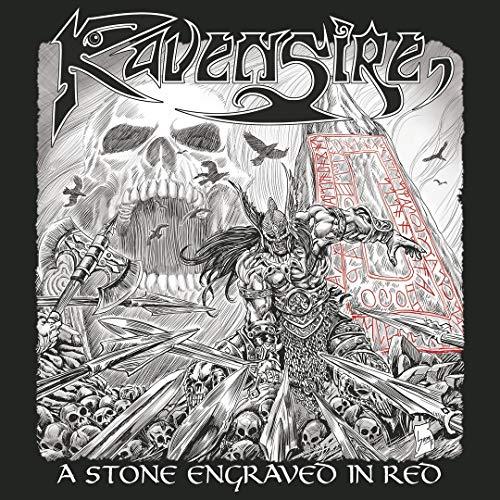 Ravensire - A Stone Engraved in Red - Preis vom 20.10.2020 04:55:35 h