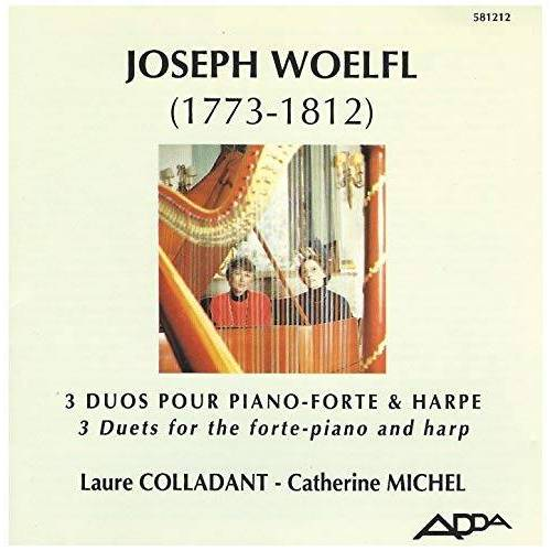 - 3 duos pour piano-forte harpe - Preis vom 11.04.2021 04:47:53 h