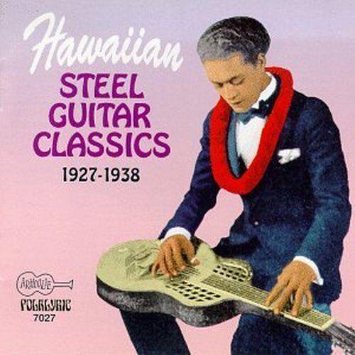 Hawaiian Steel Guitar Classics - Hawaiian Steel Guitar 1927-3 - Preis vom 16.04.2021 04:54:32 h