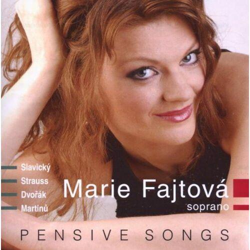 Marie Fajtova - Nachdenkliche Lieder - Preis vom 20.10.2020 04:55:35 h