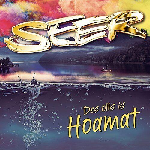 Seer - Des Olls Is Hoamat - Preis vom 05.03.2021 05:56:49 h