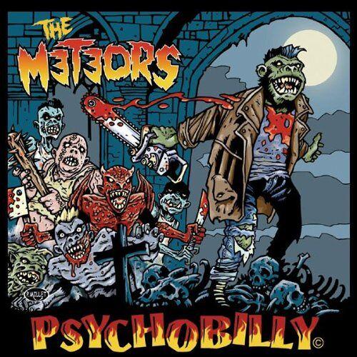 the Meteors - Psychobilly - Preis vom 21.01.2021 06:07:38 h