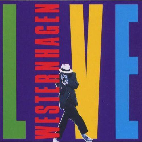 Westernhagen - Live - Preis vom 19.10.2020 04:51:53 h
