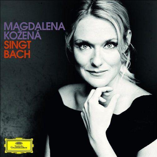 Kozena - Magdalena Kozena Singt Bach - Preis vom 11.05.2021 04:49:30 h