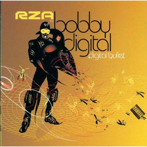 Rza As Bobby Digital - Digital Bullet - Preis vom 25.02.2021 06:08:03 h