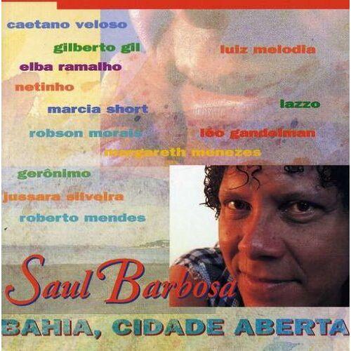 Saul Barbosa - Bahia Cidade Aberta - Preis vom 20.10.2020 04:55:35 h