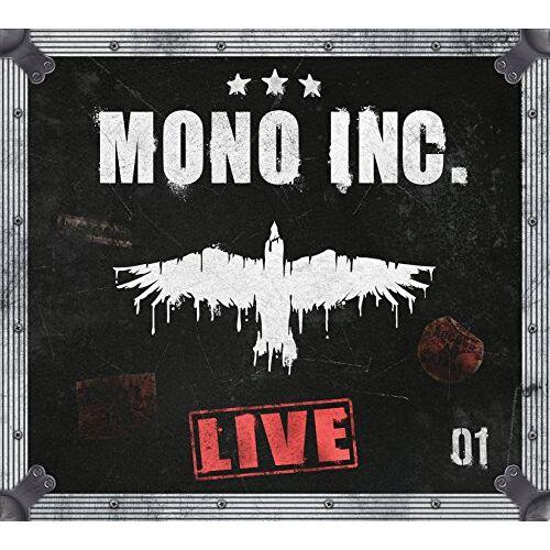 Mono Inc. - Mono Inc.Live - Preis vom 08.05.2021 04:52:27 h