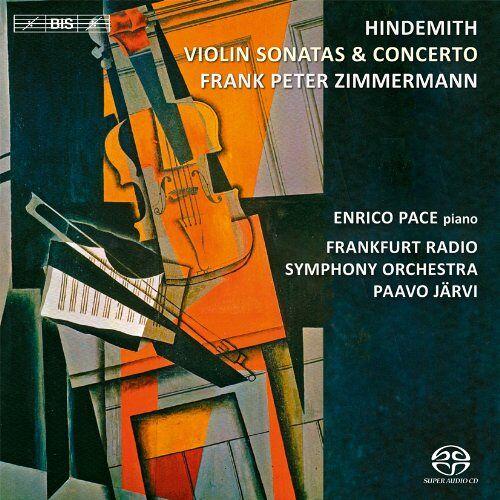Frank Peter Zimmermann - Violinkonzert und Violinsonaten - Preis vom 09.04.2021 04:50:04 h