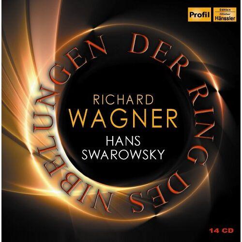 Hans Swarowsky - Der Ring des Nibelungen - Preis vom 20.10.2020 04:55:35 h