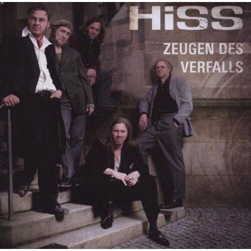 Hiss - Zeugen Des Verfalls - Preis vom 27.02.2021 06:04:24 h