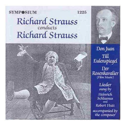 Richard Strauss - Strauss Conducts Strauss - Preis vom 25.02.2021 06:08:03 h
