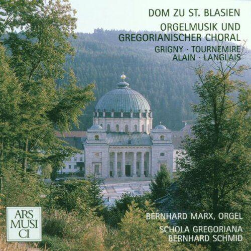 Bernhard Marx - Dom zu St. Blasien / Orgelmusik - Preis vom 26.01.2020 05:58:29 h