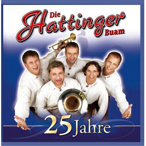Die Hattinger Buam - 25 Jahre - Preis vom 20.10.2020 04:55:35 h