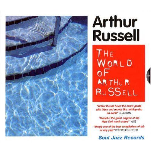 Arthur Russell - The World of Arthur Russell - Preis vom 20.10.2020 04:55:35 h